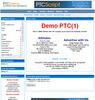 The PTCShop Web Script
