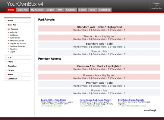 Product picture Your own bux V4 PTC Script